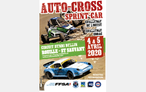 6ème Auto-cross Sprint-car :
