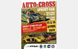Auto Cross Sprint Car