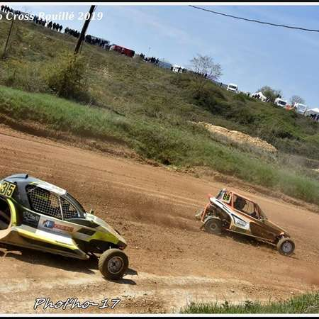 Auto Cross de Rouillé 2019